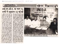 Newspaper Cutting 10